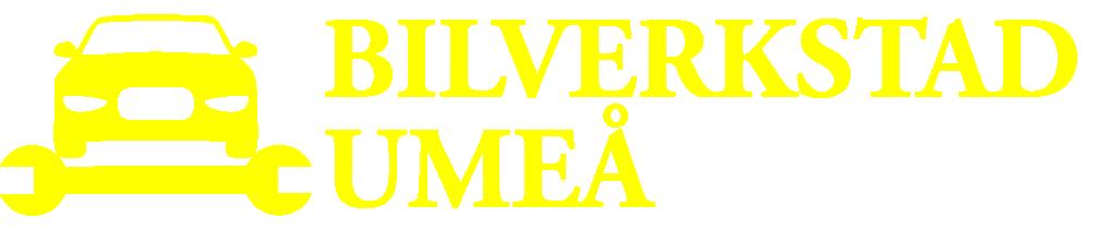 Umeå Bilverkstad logotyp